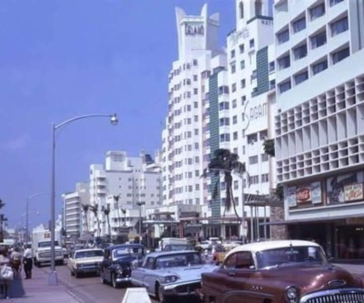 Incredible Archives of South Beach in the 80's